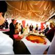 przywitanie pary młodej - reportaż ślubny