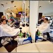 przygotowania w salonie fryzjerskim