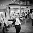 zabawy i tańce weselne na fotografii ślubnej
