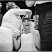 zabawy oczepinowe - artystyczna fotografia ślubna