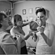 reportaż ślubny z ostatnich chwili przygotowań