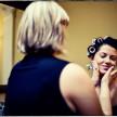 fotografia ślubna przygotowania pani młodej