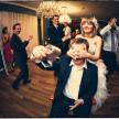 fotograf ślubny - oczepiny pana młodego