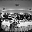 reportaż ślubny - toast na weselu