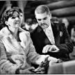 artystyczne zdjęcia ślubne z ceremonii