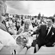 zdjęcia ślubne - powitanie