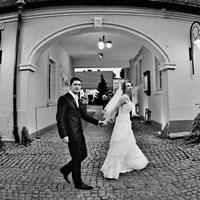 Artystyczna fotografia ślubna - Alicja i Michał