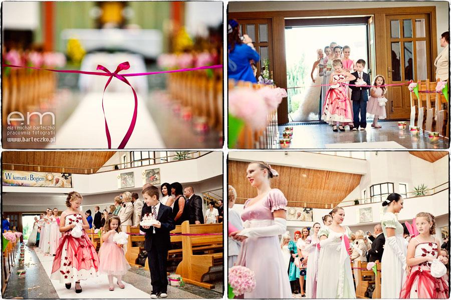 Wedding in Poland, Tarnowskie Gory 14