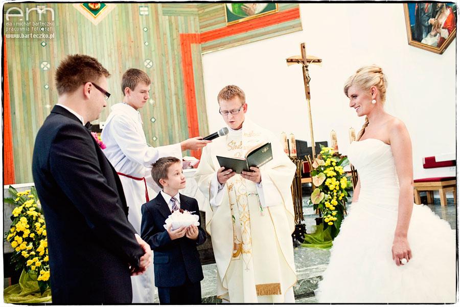 Ślub w Tarnowskich Górach - Asia & Piotr 20
