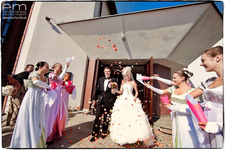 Wedding in Poland, Tarnowskie Gory 29