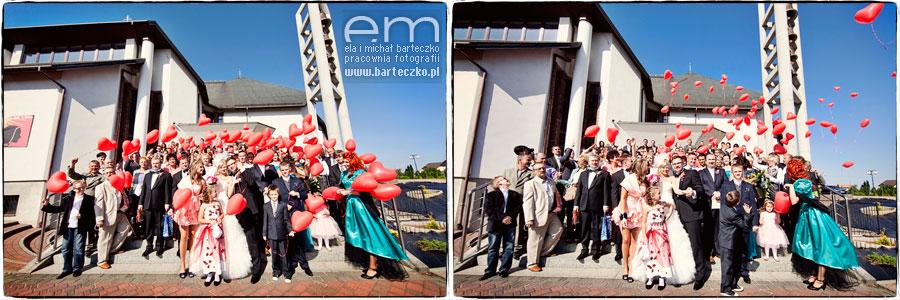 Wedding in Poland, Tarnowskie Gory 31