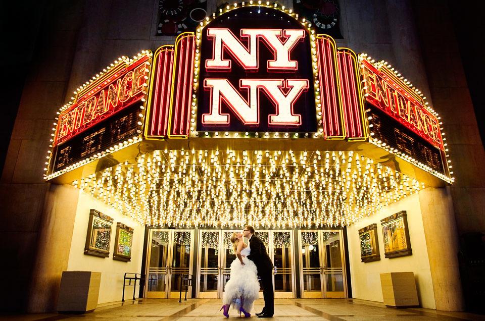 Wedding photos – Las Vegas & Grand Canyon