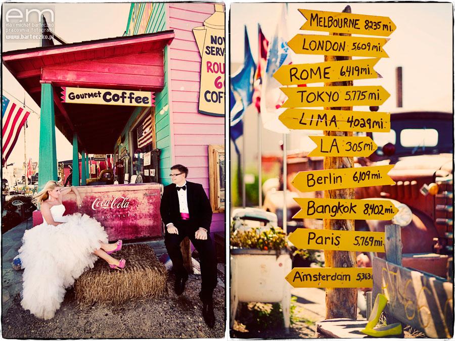 Wedding photos in America – Arizona & Colorado 1