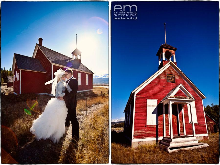 Wedding photos in America – Arizona & Colorado 10