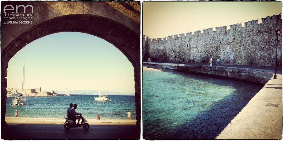 Rhodes, Old Town