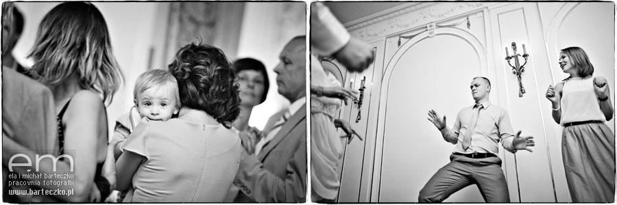 taniec gości na weselu