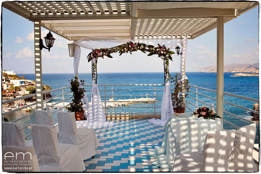 piękny ślub