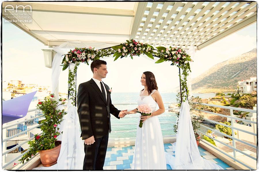 niezwykły ślub
