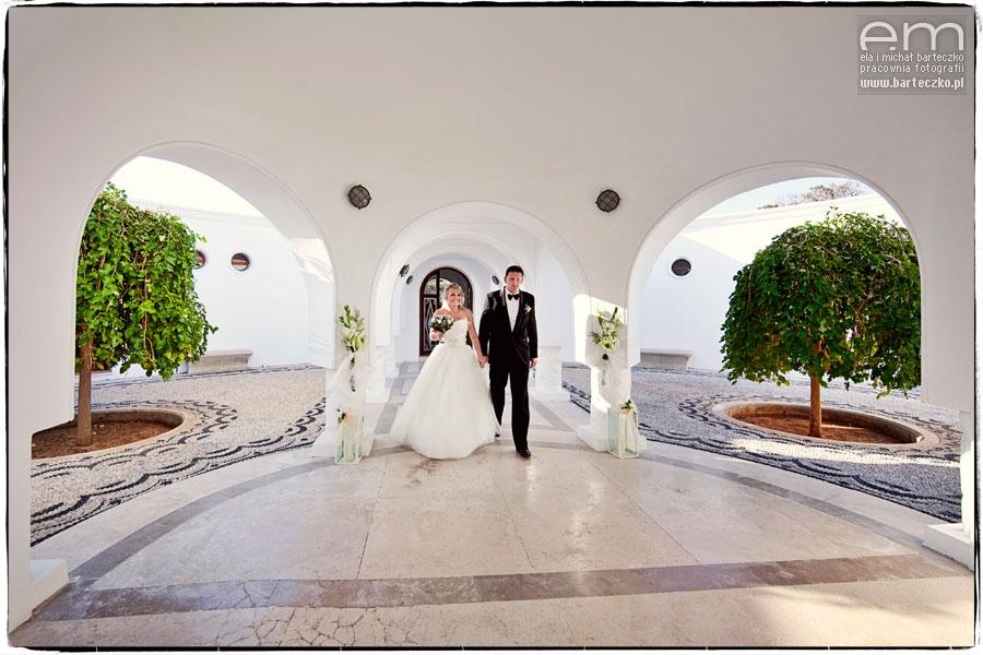 piękne miejsce naślub