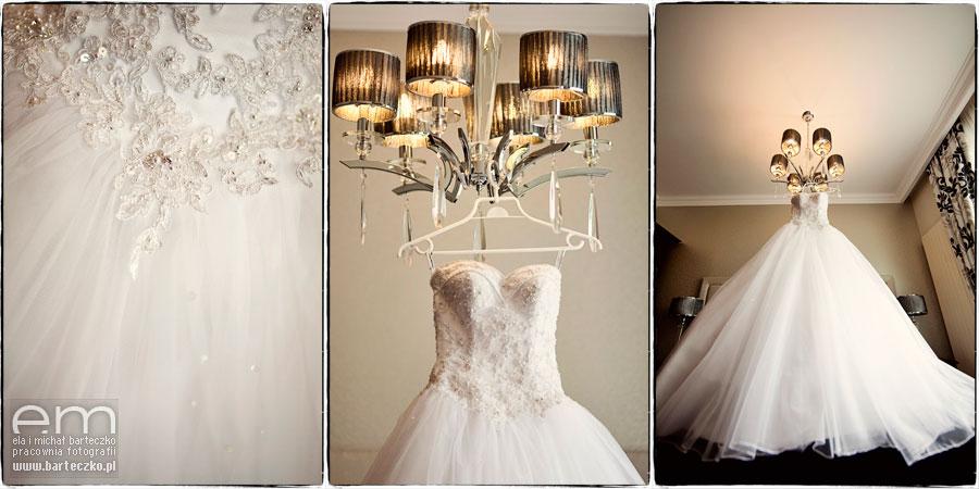 zjawiskowa suknia do ślubu