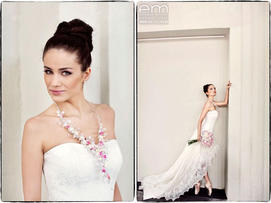 ślub inspirowany baletem