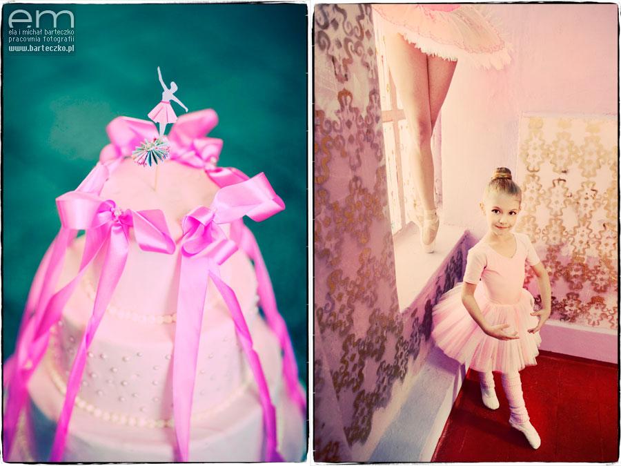 balet na weselu