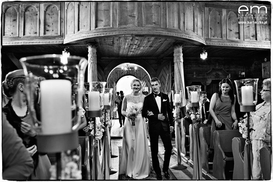 Ślub wgórach - Magda & Grzegorz 13