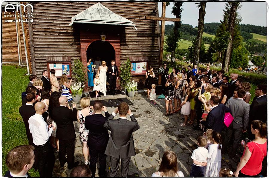 Ślub wgórach - Magda & Grzegorz 24