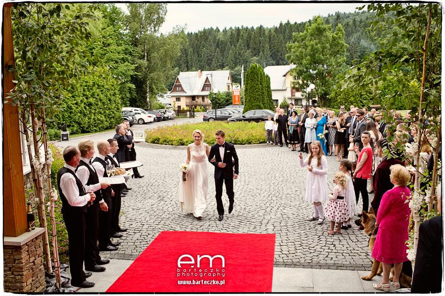 Ślub wgórach - Magda & Grzegorz 29