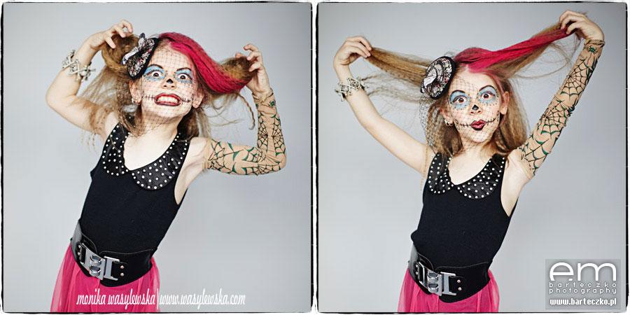 Zdjęcia dzieci, zwariowane Monster Kids 6