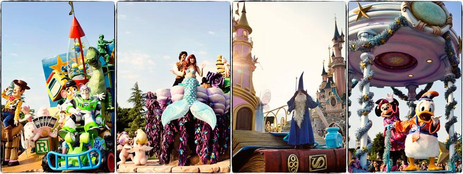 Sesja ślubna Disneyland Paryż 7