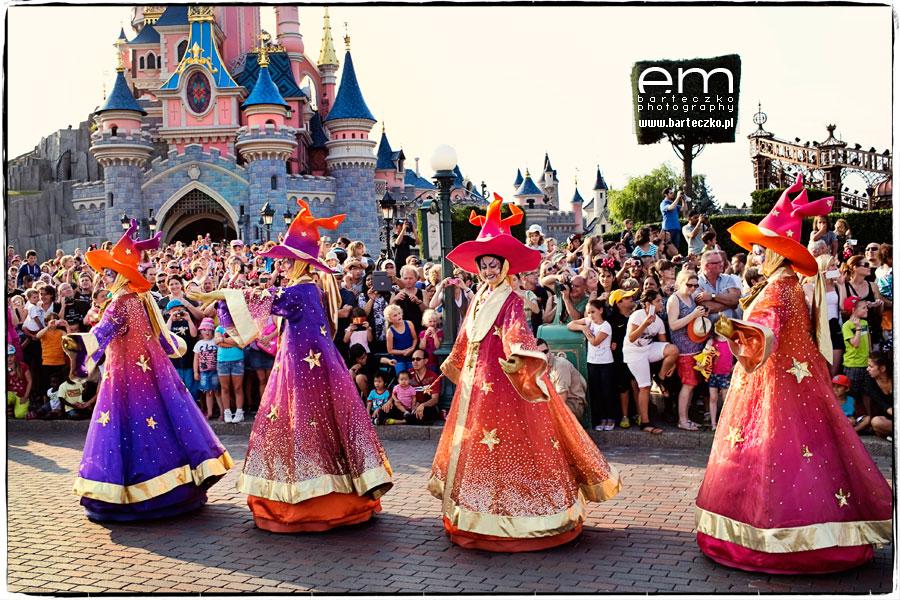 Sesja ślubna Disneyland Paryż 12
