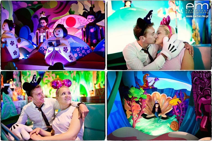 Sesja ślubna Disneyland Paryż 13