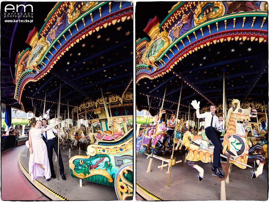 Sesja ślubna Disneyland Paryż 17