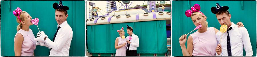 Sesja ślubna Disneyland Paryż 20