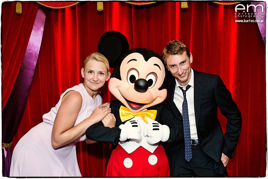 Sesja ślubna Disneyland Paryż 22