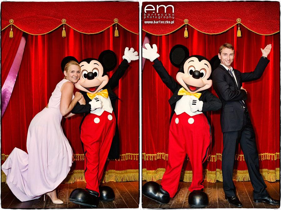 Sesja ślubna Disneyland Paryż 23