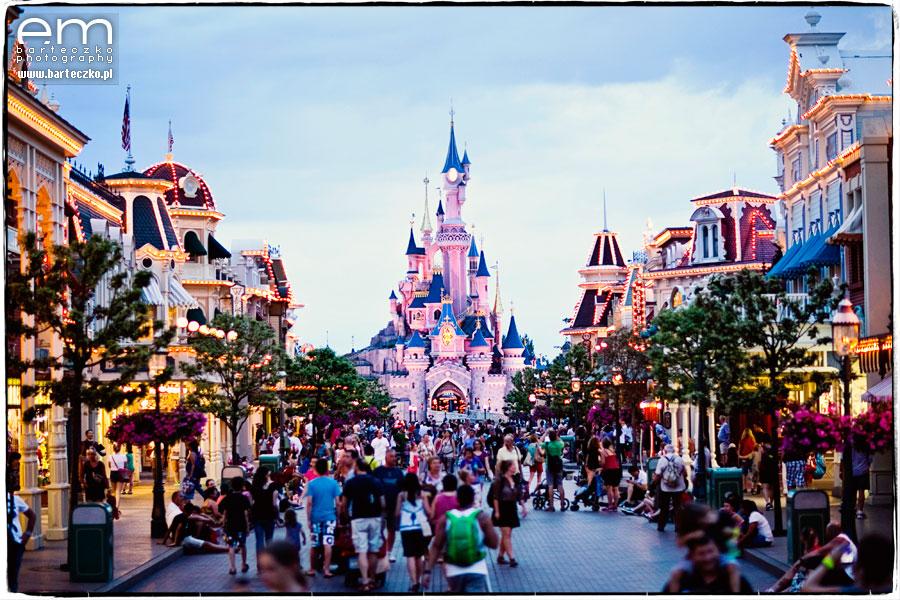 Sesja ślubna Disneyland Paryż 32
