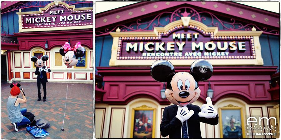Sesja ślubna Disneyland Paryż 33