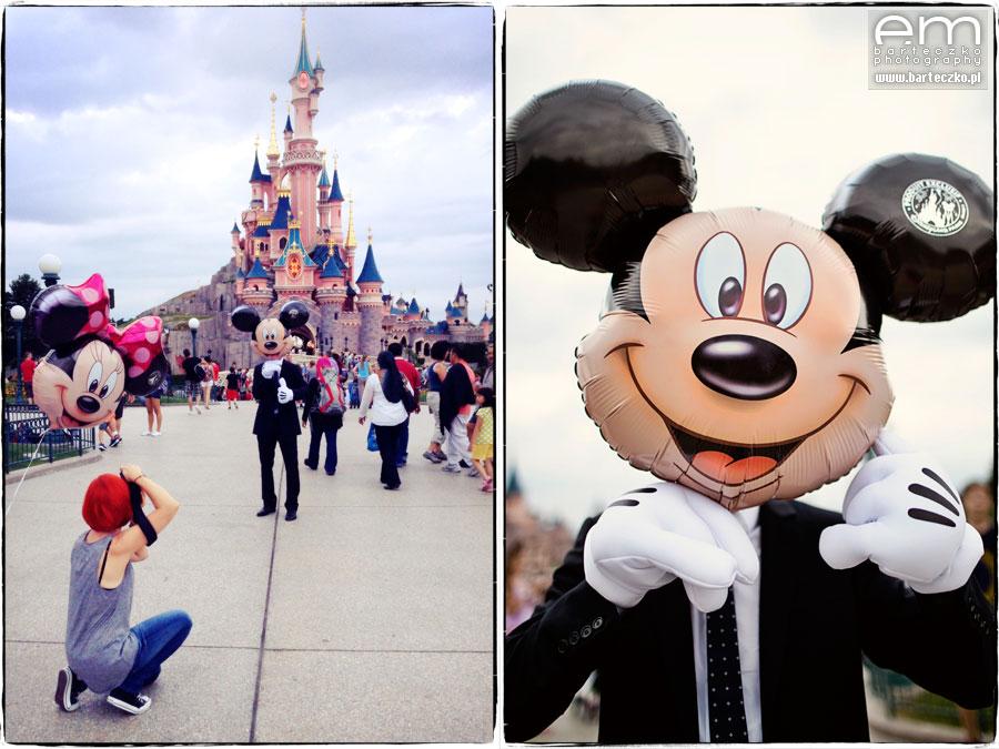 Sesja ślubna Disneyland Paryż 34