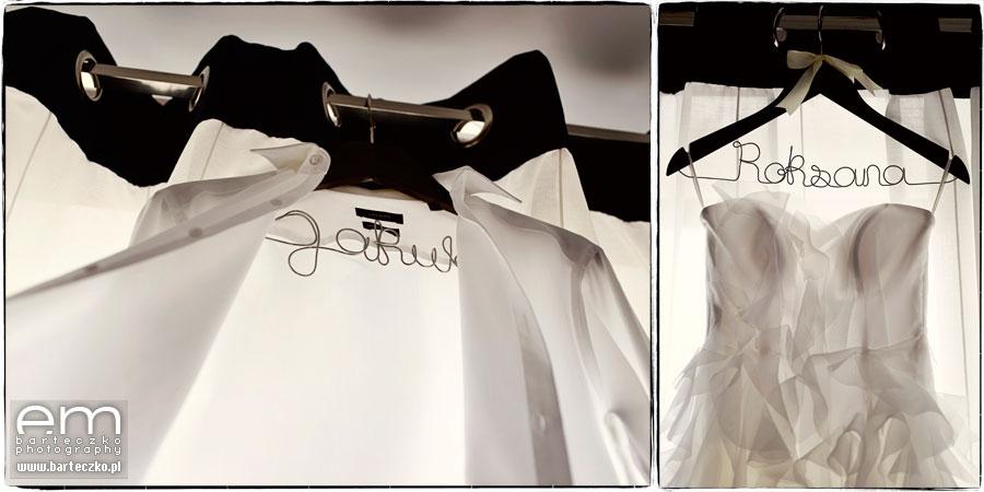 koszula do ślubu