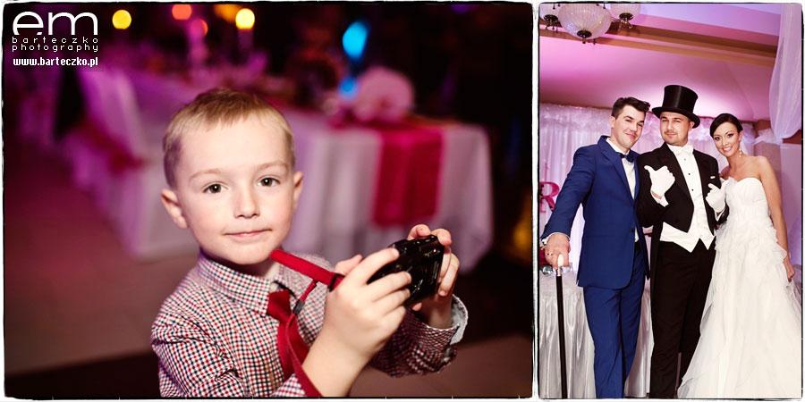 jak zająć dzieci na weselu