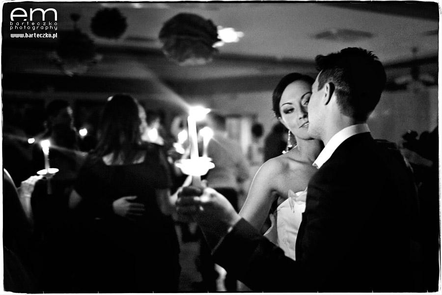 romantyczny taniec