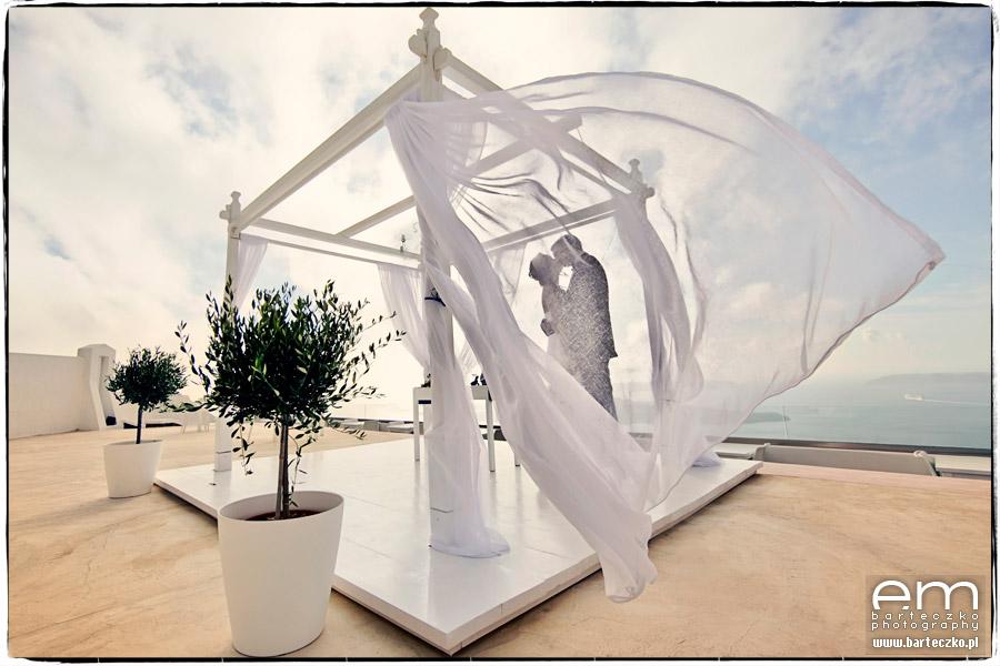 najpiekniejsze miejsce ślubne wgrecji