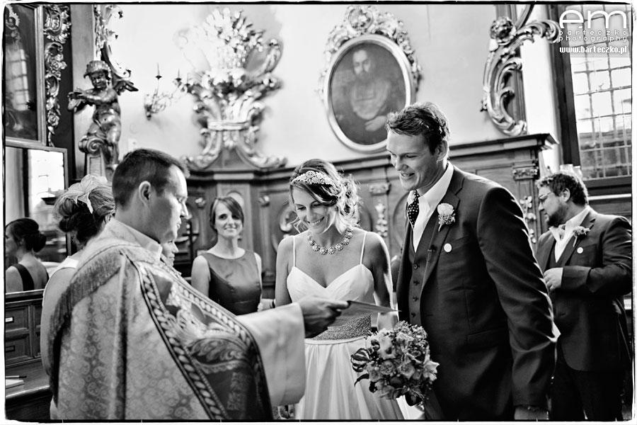 podpisywanie dokumentów ślubnych