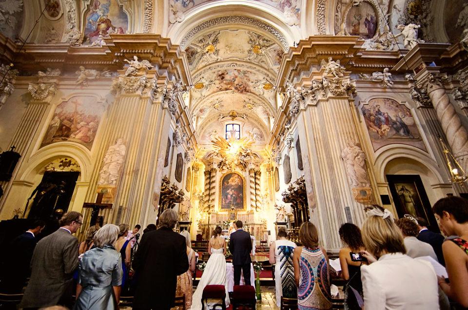 Ślub w Krakowie – Maya & Richard
