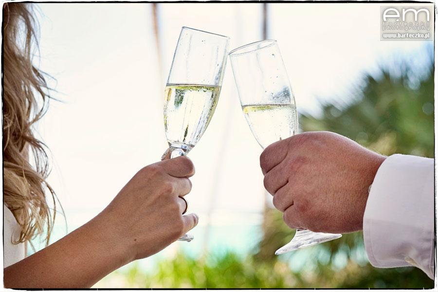 szampan nawesele