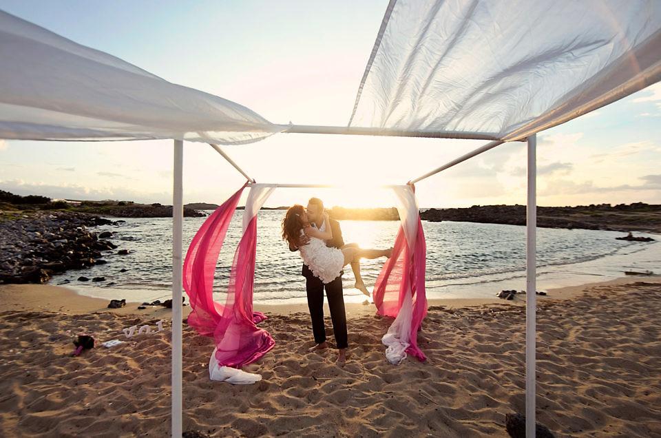 Ślub na plaży – poradnik ślubny